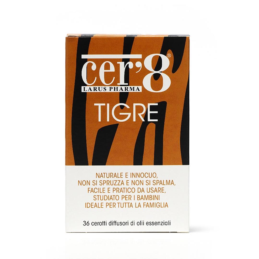 Cer'8 Tigre 36 Cuscinetti Adesivi