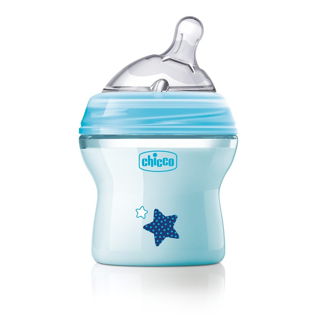 Chicco Biberon 0m+ 150 ml bimbo NATURAL FEELING