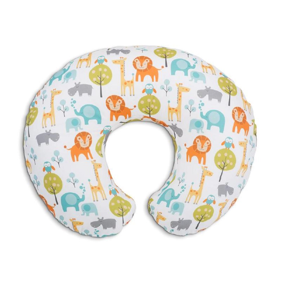 Chicco Cuscino con fodera cotone PEACEFULJUNGLE