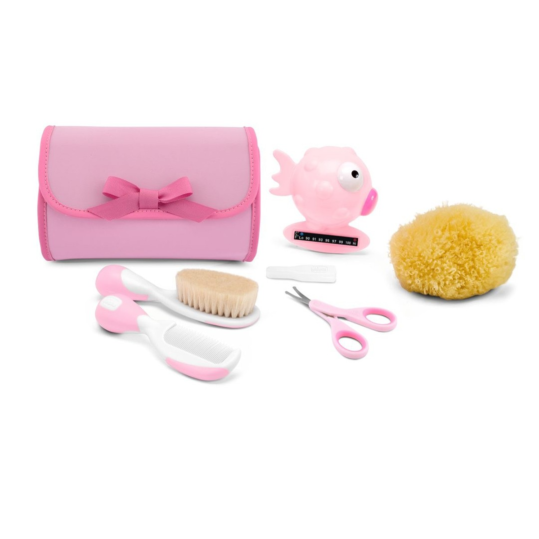 Set igiene Happy Bubbles bimba