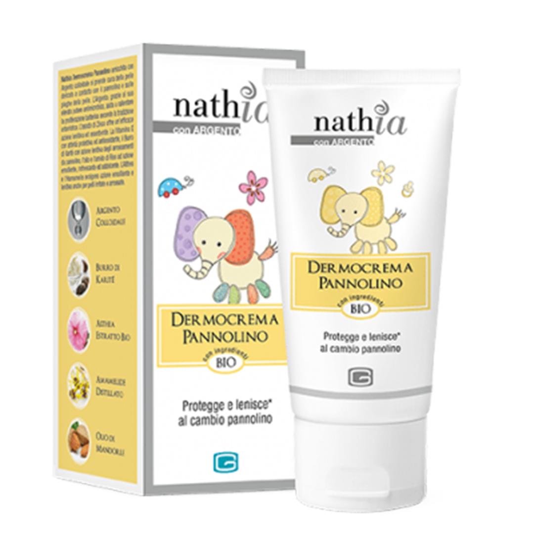 Nathia Dermocrema Pannolino 75g