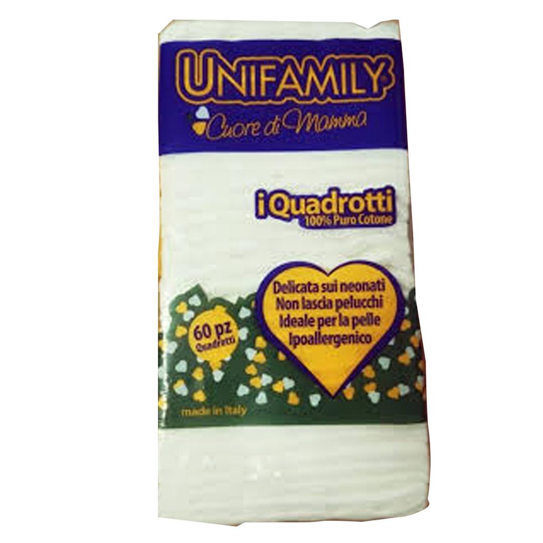 Unifamily Quadrotti 60pz