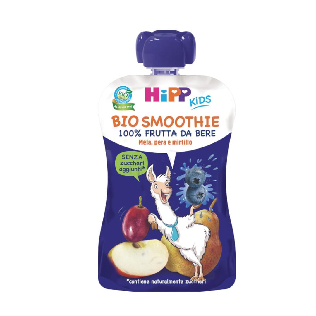 Hipp Bio Smoothies Mela Pera Mirtillo 120ml