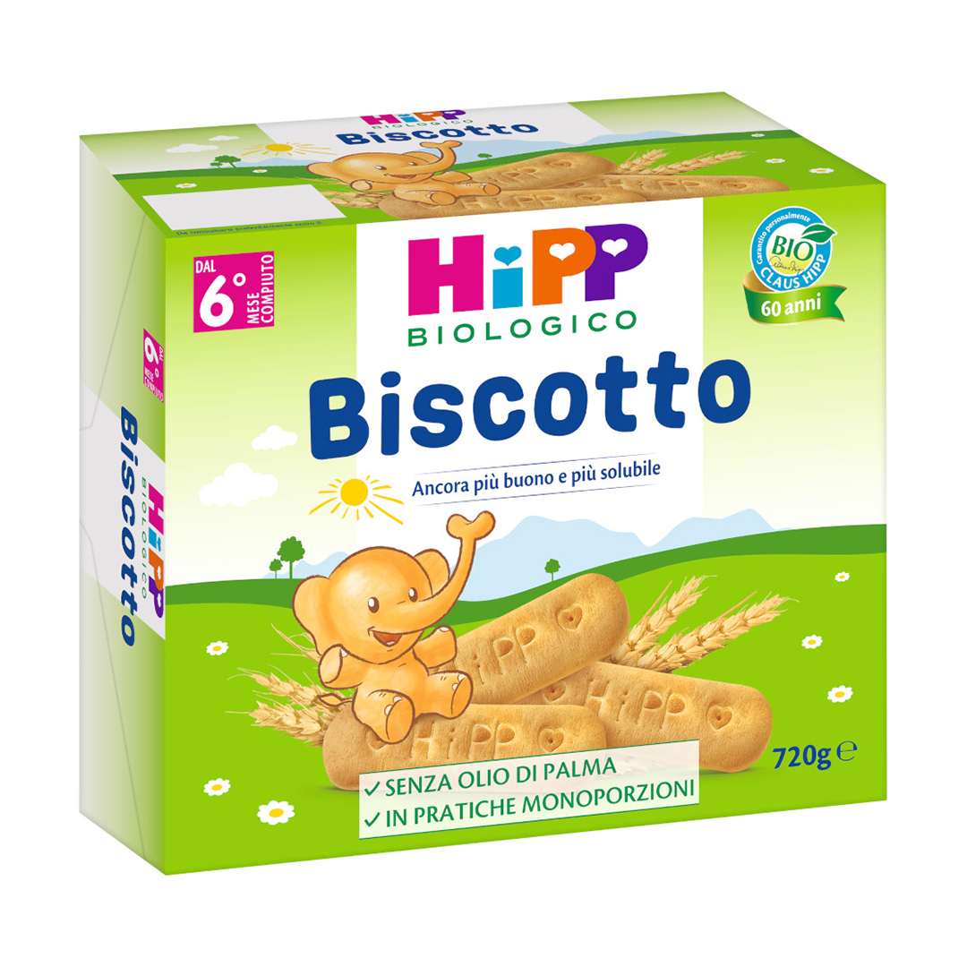 Hipp Biscotto Solubile 720g