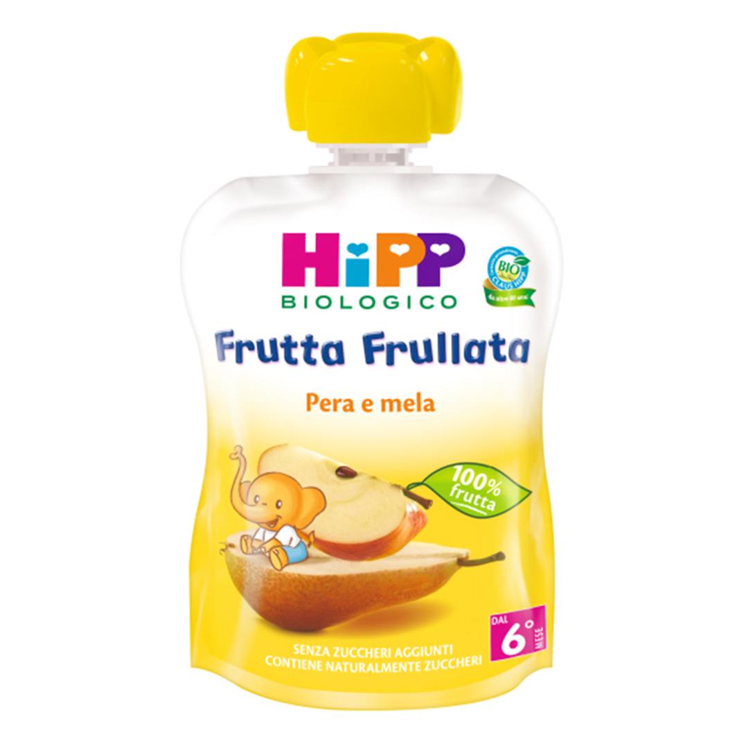 Hipp Frutta Frullata Pera Mela 90g