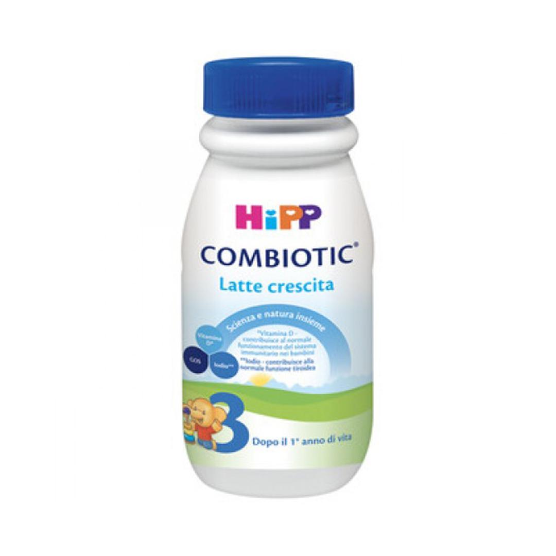 Hipp Latte Liquido Combiotic 3 6x250g