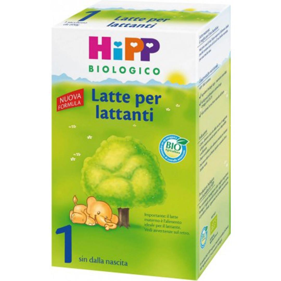 Hipp Latte in Polvere 1 600g