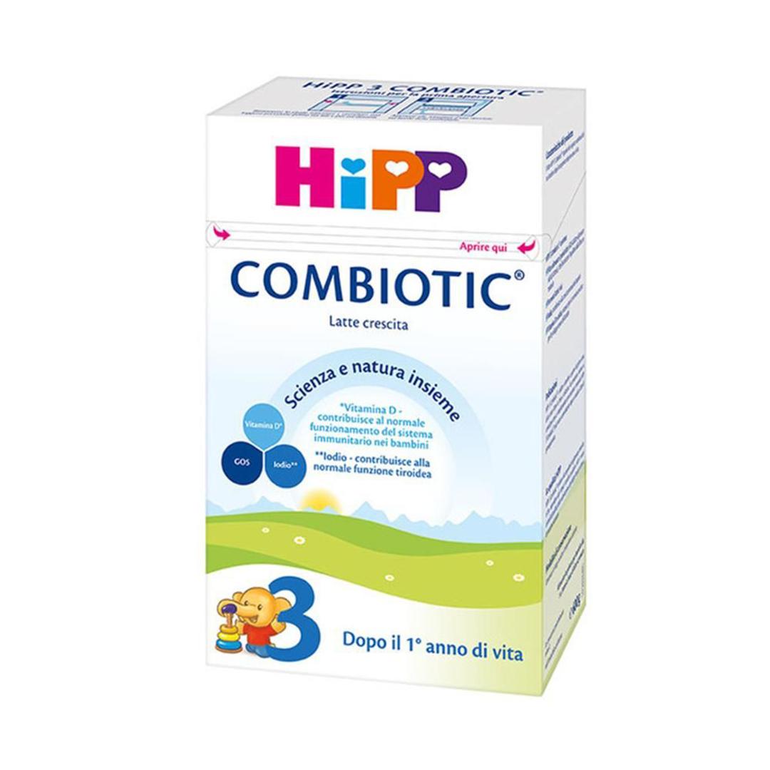 Hipp Latte in Polvere Combiotic 3 600g