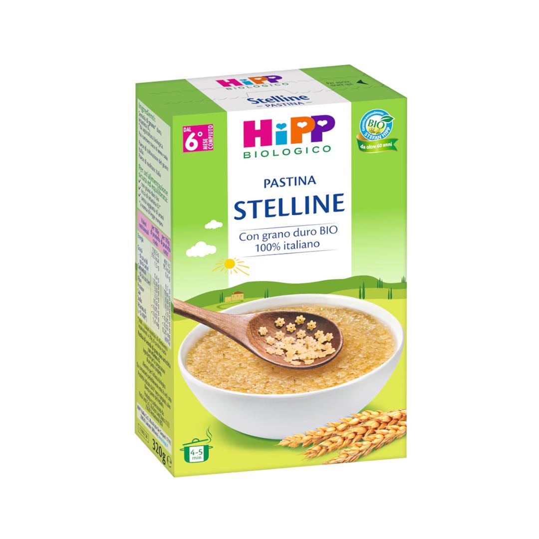 Hipp Pastine Stelline 320g