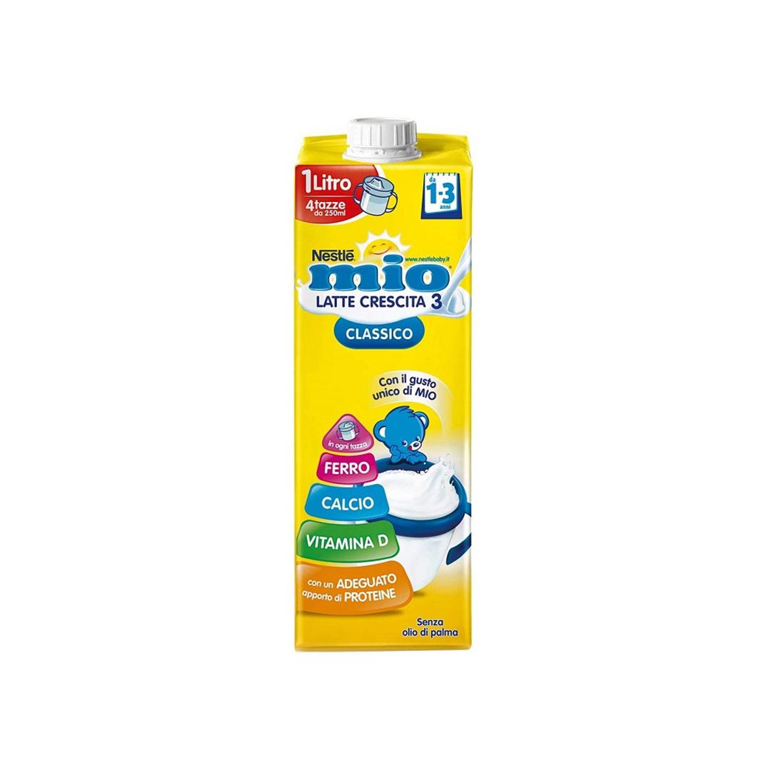 Mio Latte Liquido 8x1lt