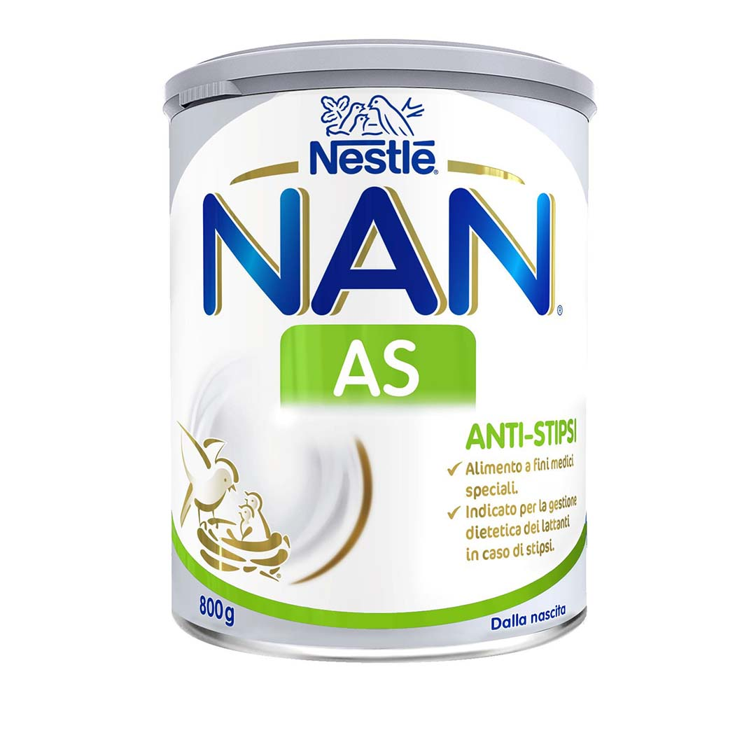 Nan Latte in Polvere AS Anti Stipsi 800g