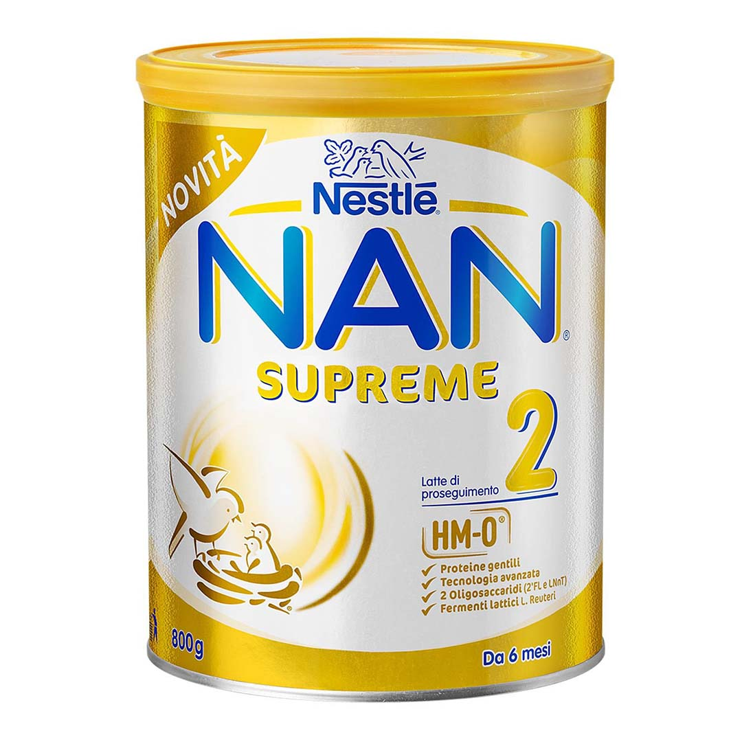 Nan Latte in Polvere Supreme 2 800g