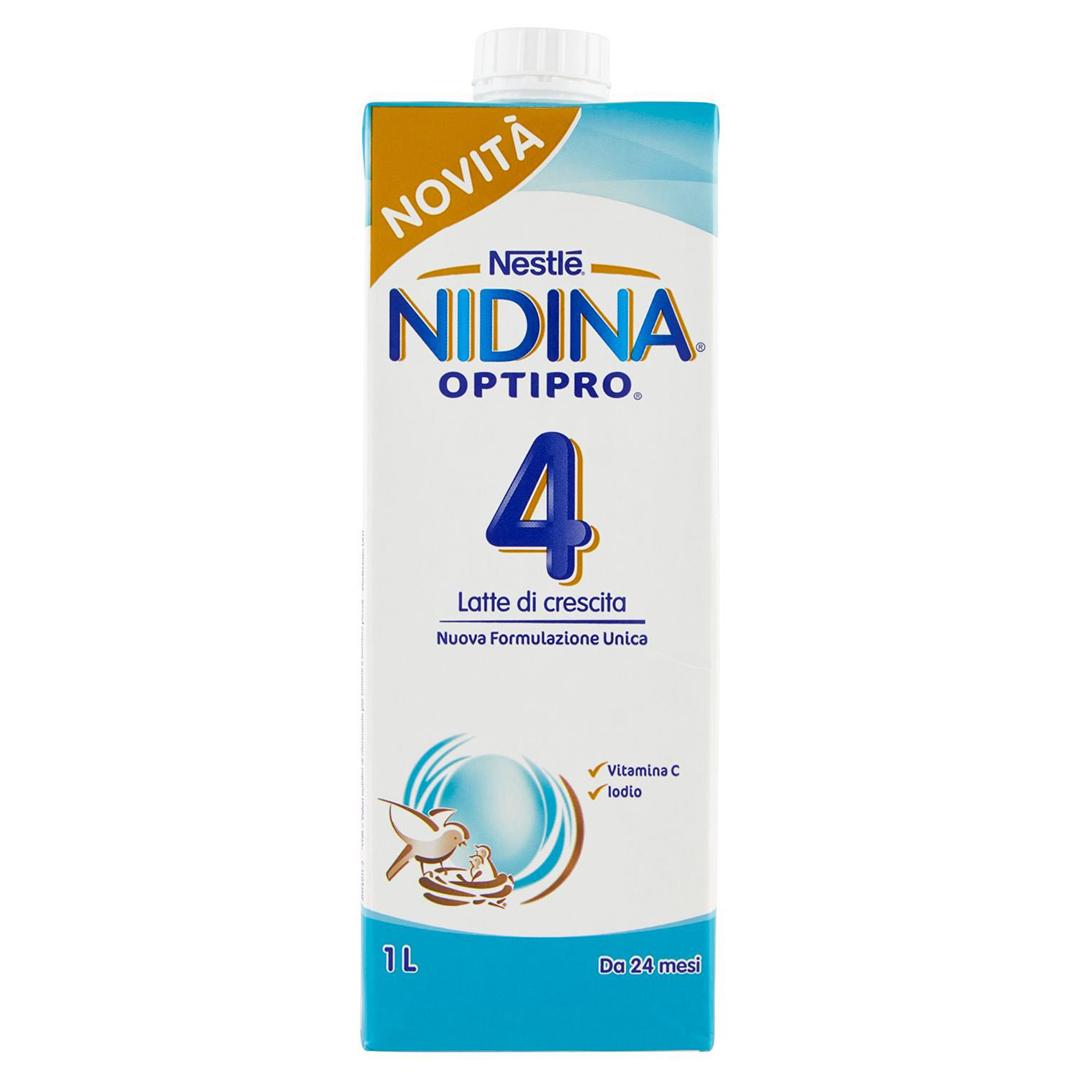 Nidina Latte Liquido Optipro 4 8x1lt