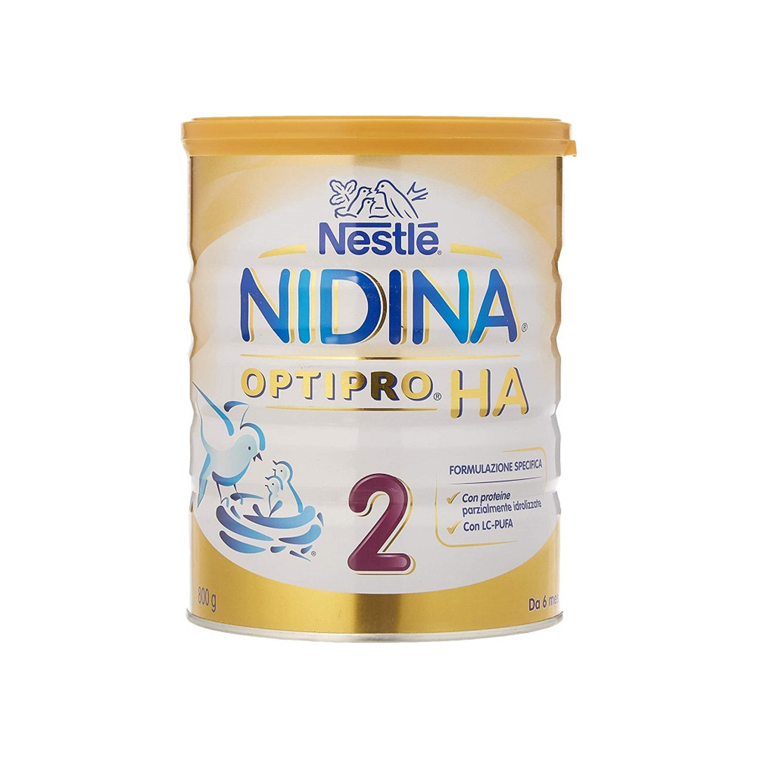 Nidina Latte in Polvere Ha Optipro 2 800g