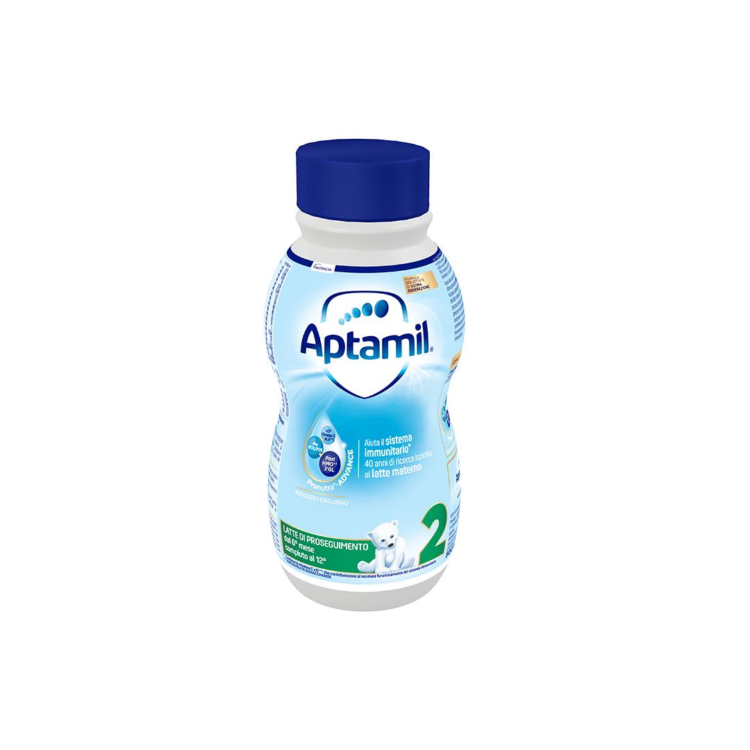 Aptamil 2 Latte Liquido 4x500ml