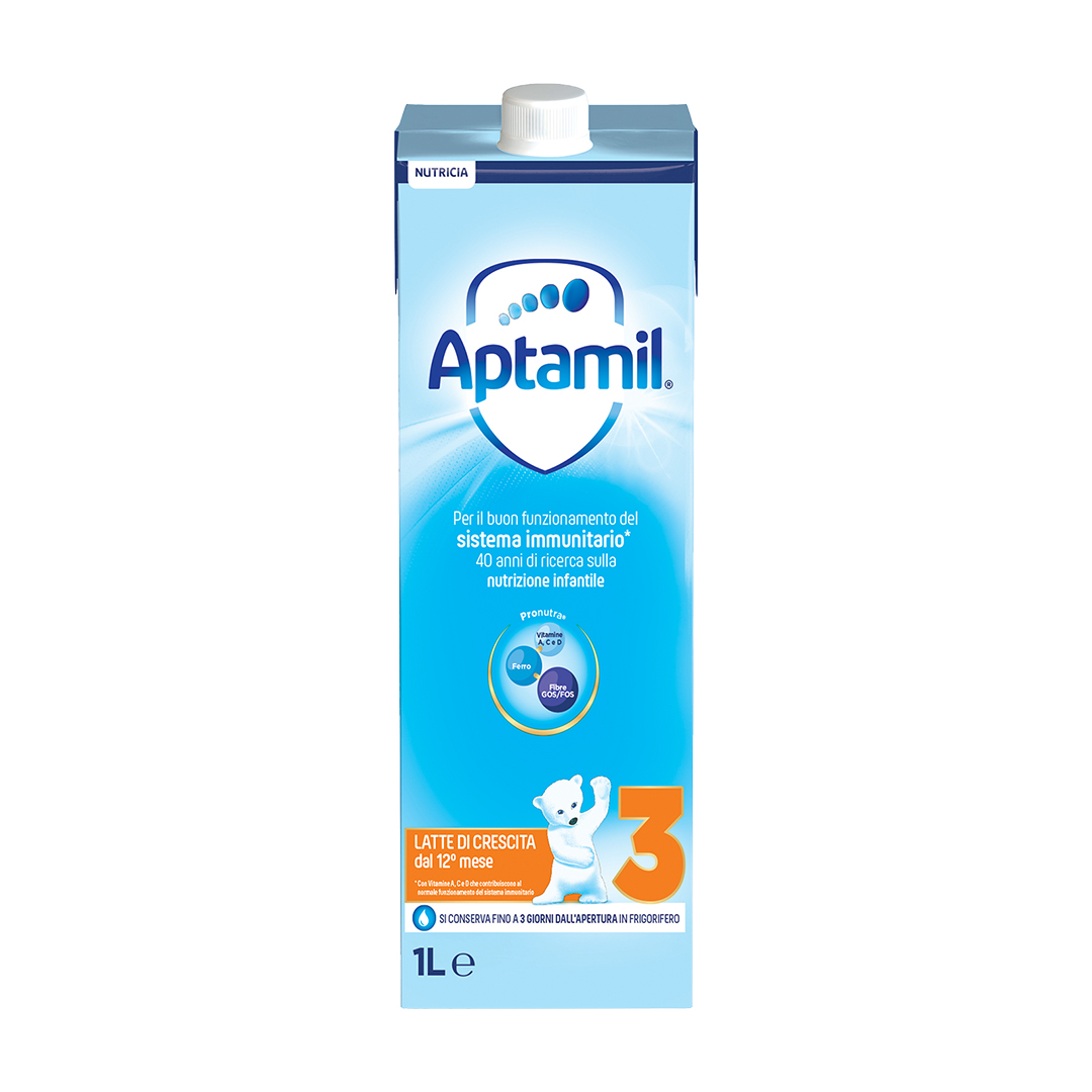 Aptamil 3 Latte Liquido 6x1000ml