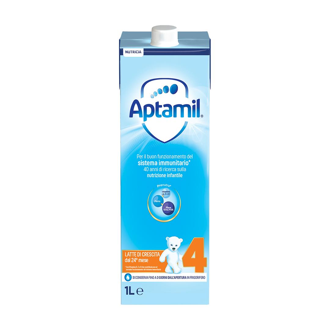 Aptamil 4 Latte Liquido 6x1000ml