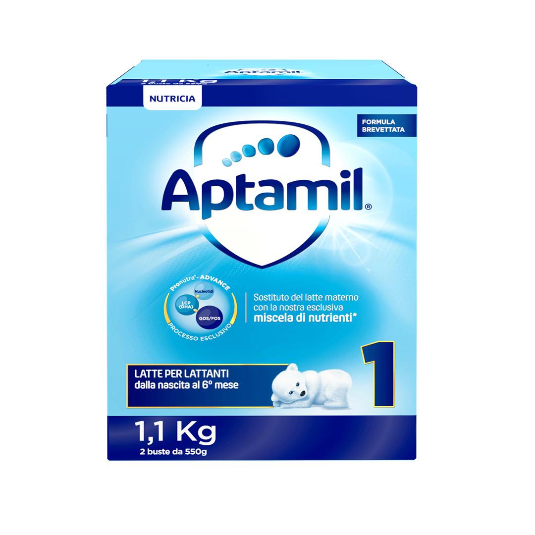 Aptamil Latte in polvere 1 1100g