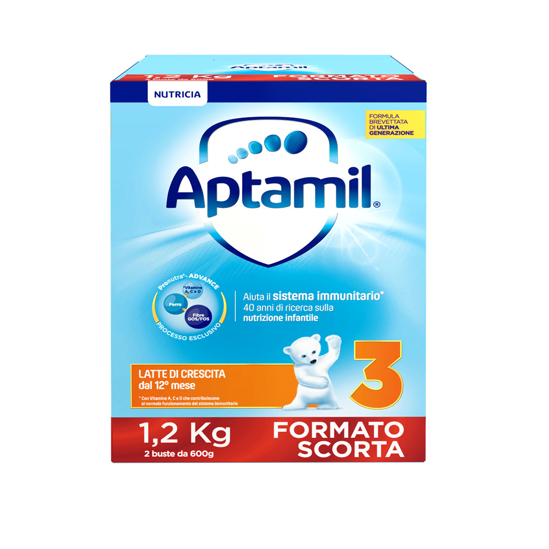 Aptamil Latte in polvere 3 1200g