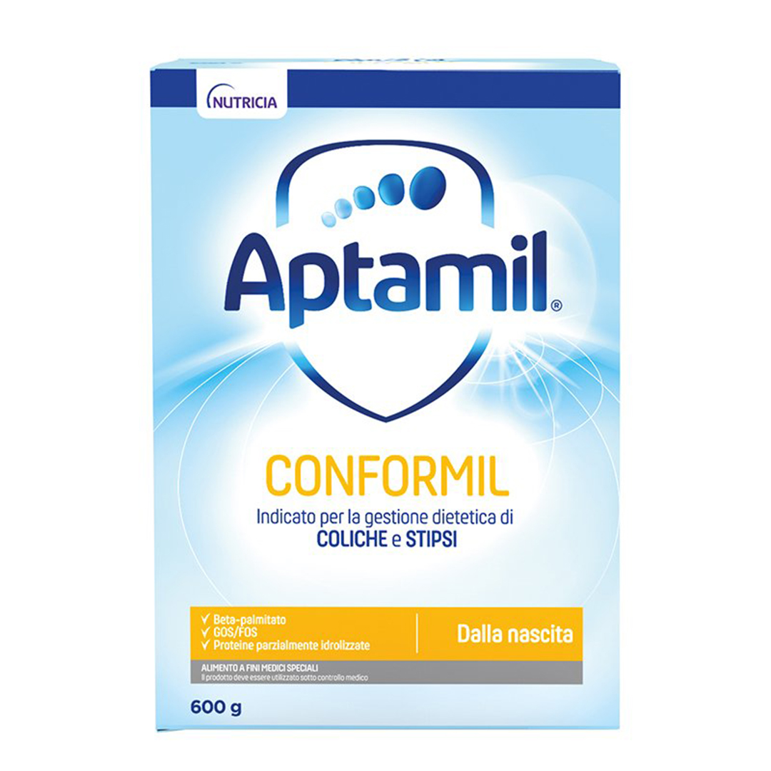Aptamil Latte in polvere Conformil 600g