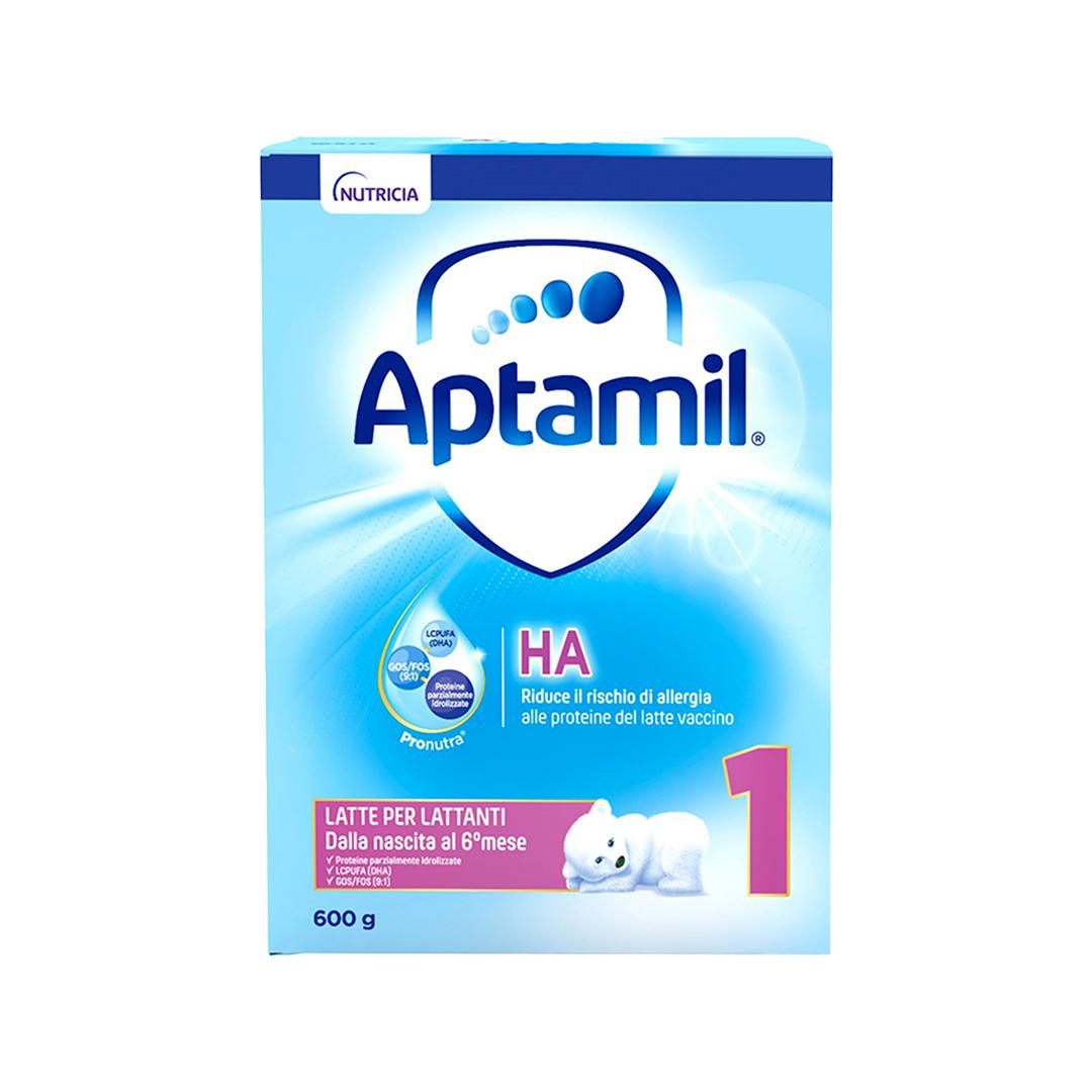 Aptamil Latte in polvere HA 1 600g