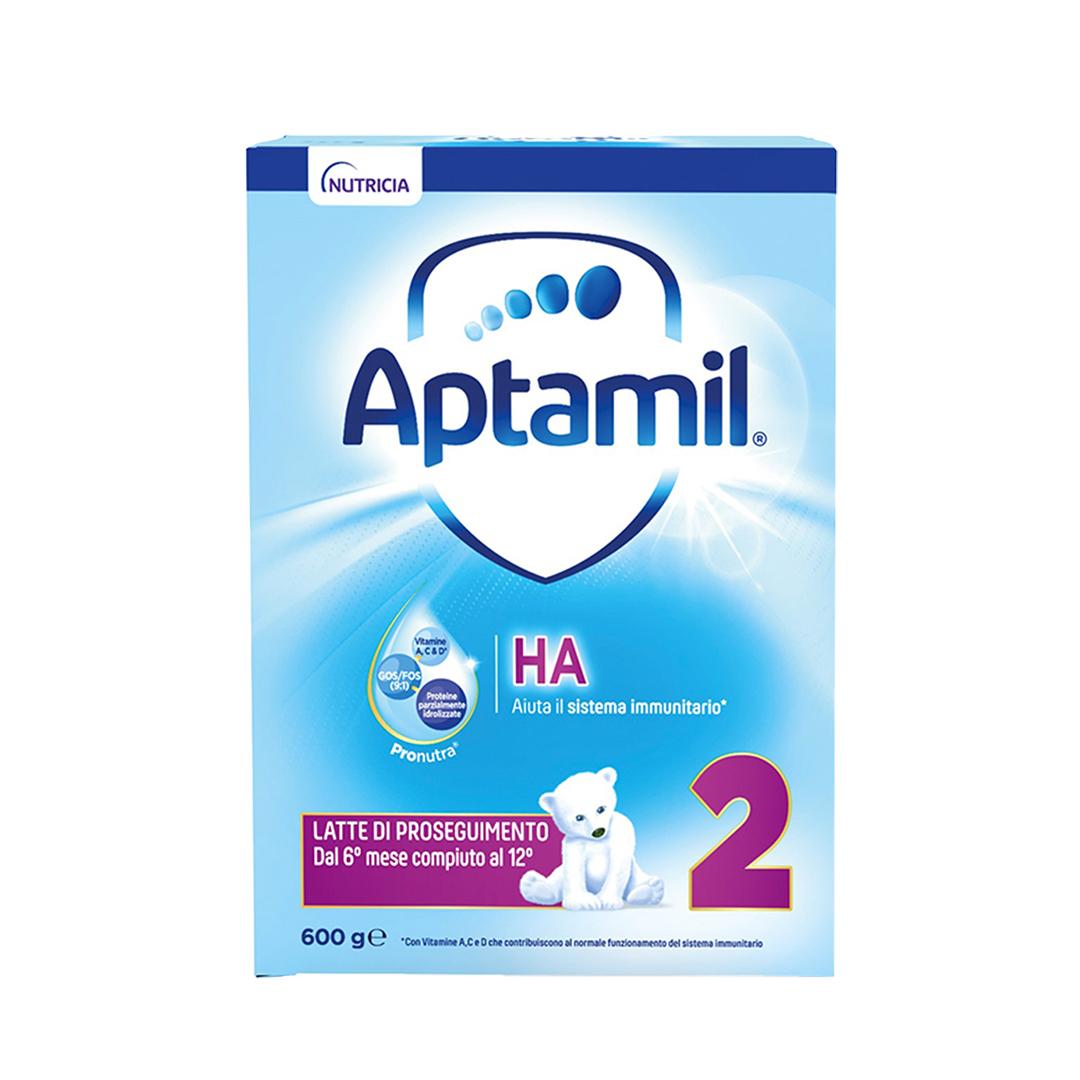Aptamil Latte in polvere HA 2 600g