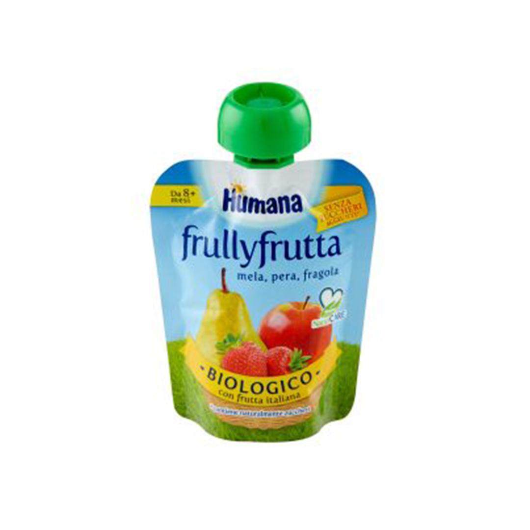 Humana Frullyfrutta mela pera e fragola