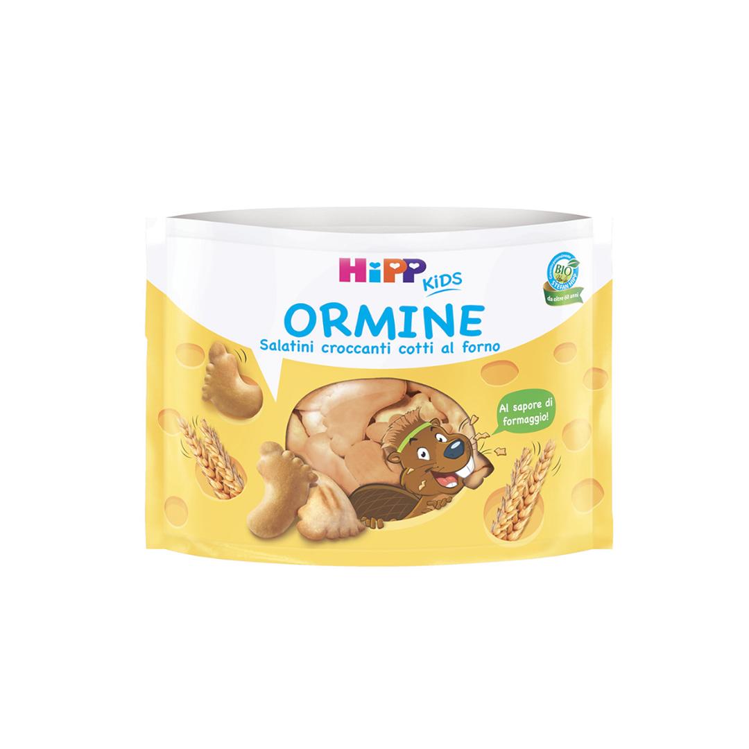 Hipp Kids Salatini Croccanti Ormine 28g