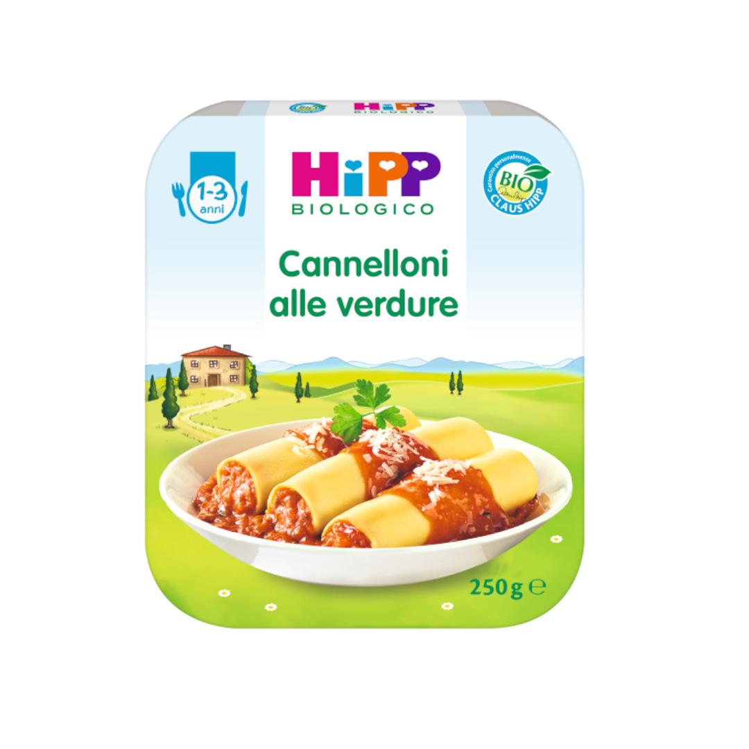 Hipp Piatti Pronti Cannelloni alle verdure 250g