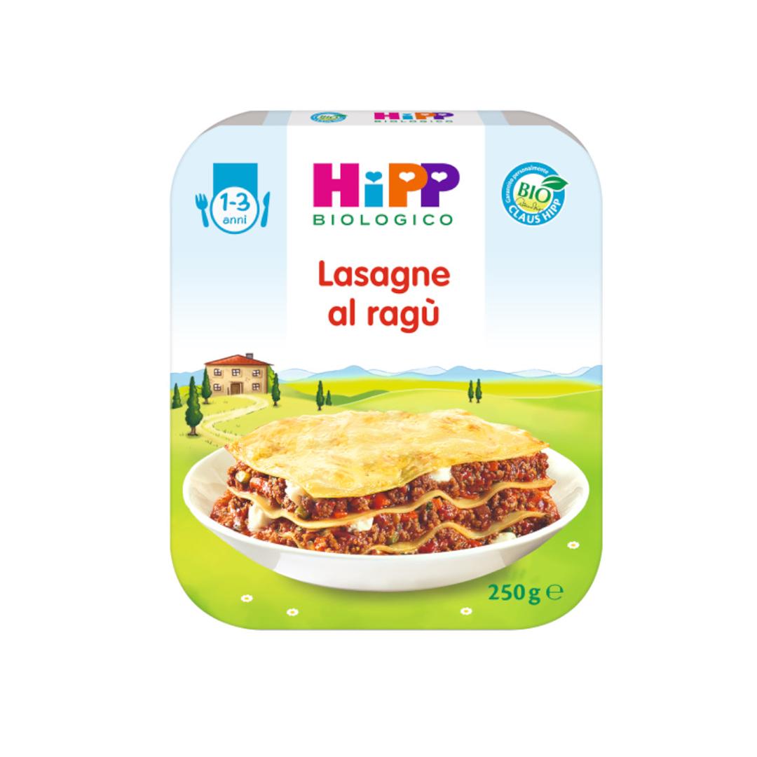 Hipp Piatti Pronti Lasagne al Ragù 250g
