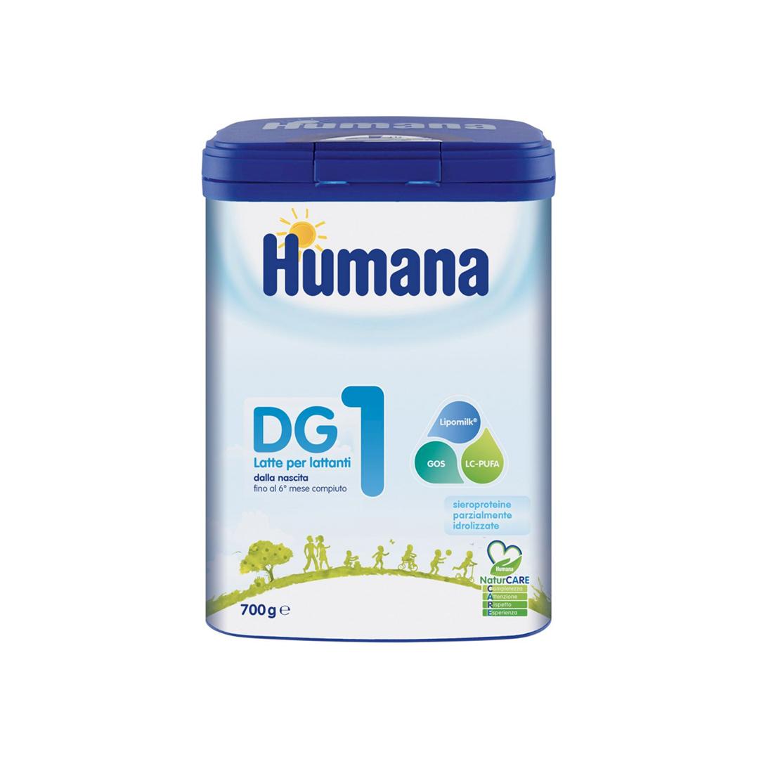 Humana DG1 polvere 700gr