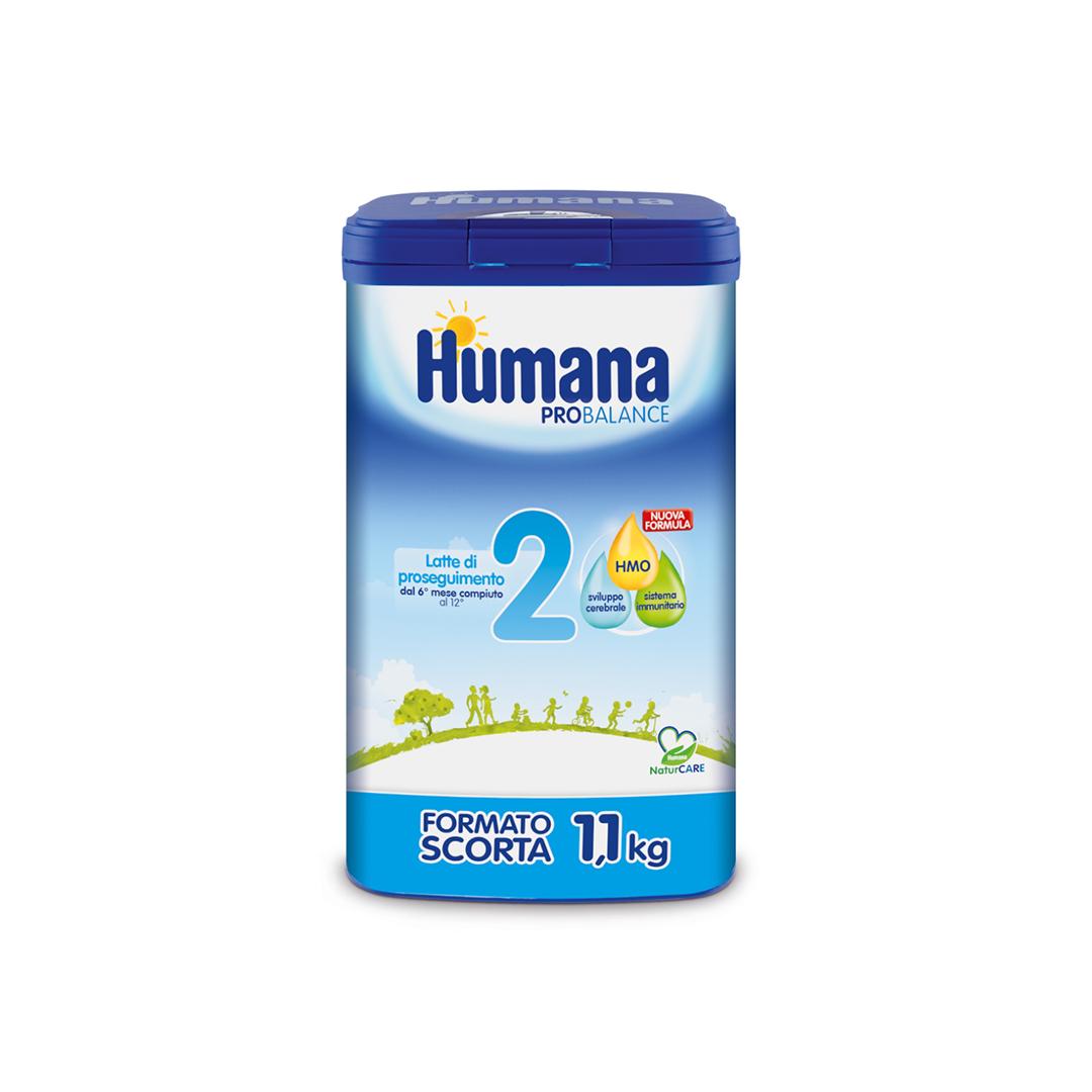 Humana 2 Probal 1100g Mp