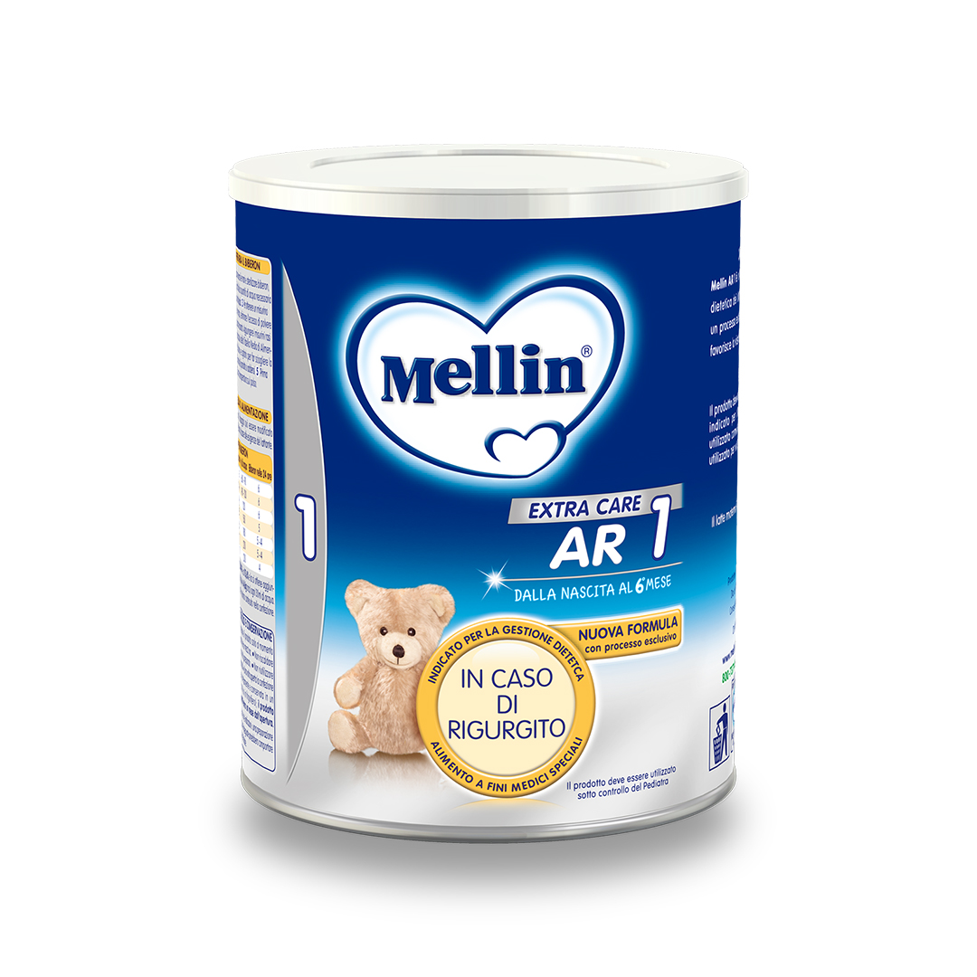 Mellin Latte in Polvere AR 1 400g