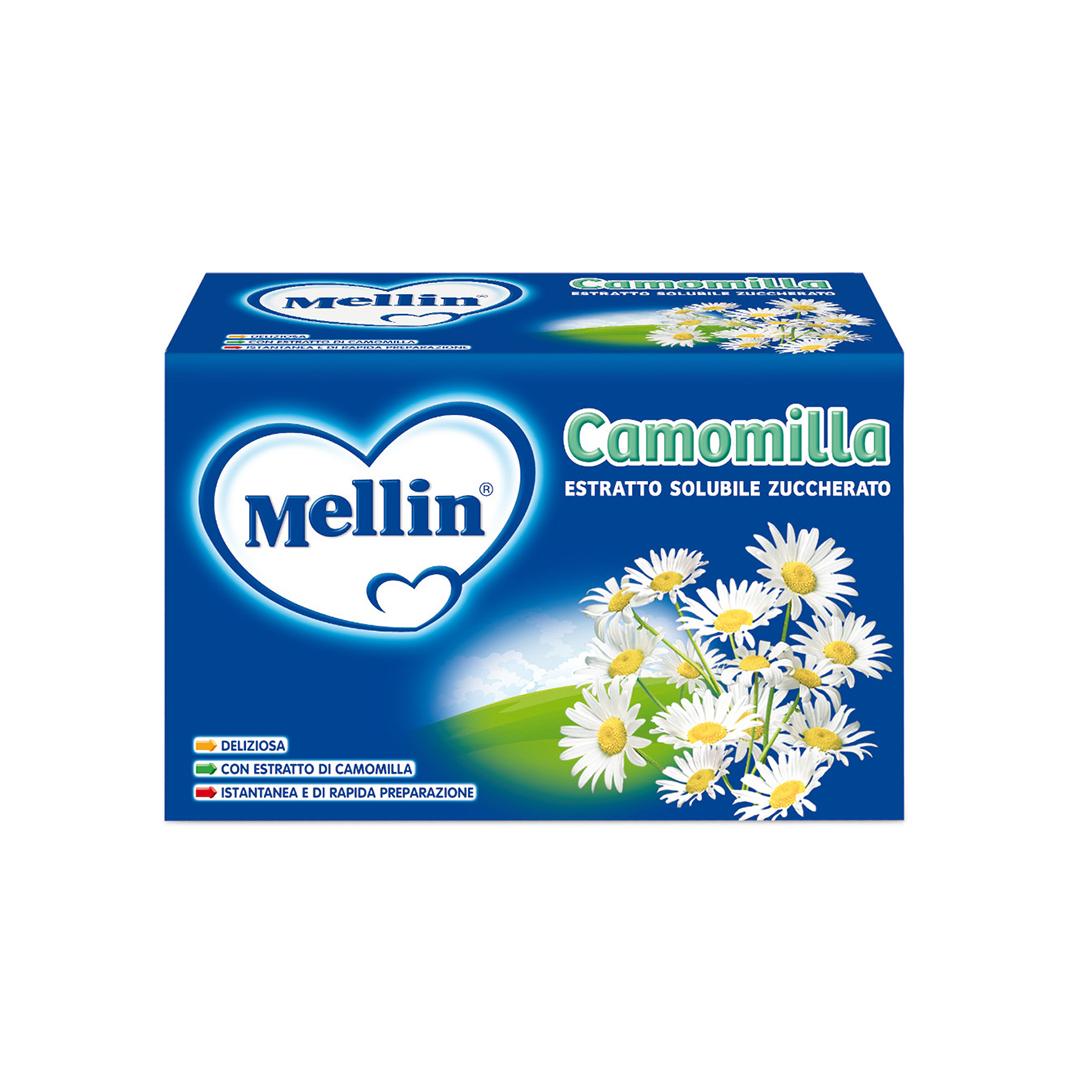 Mellin Bevanda Camomilla in buste 24x5g
