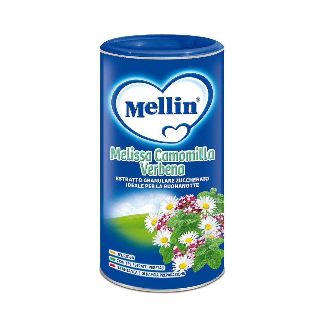 Mellin Bevanda Melissa Camomilla Verbena 200g