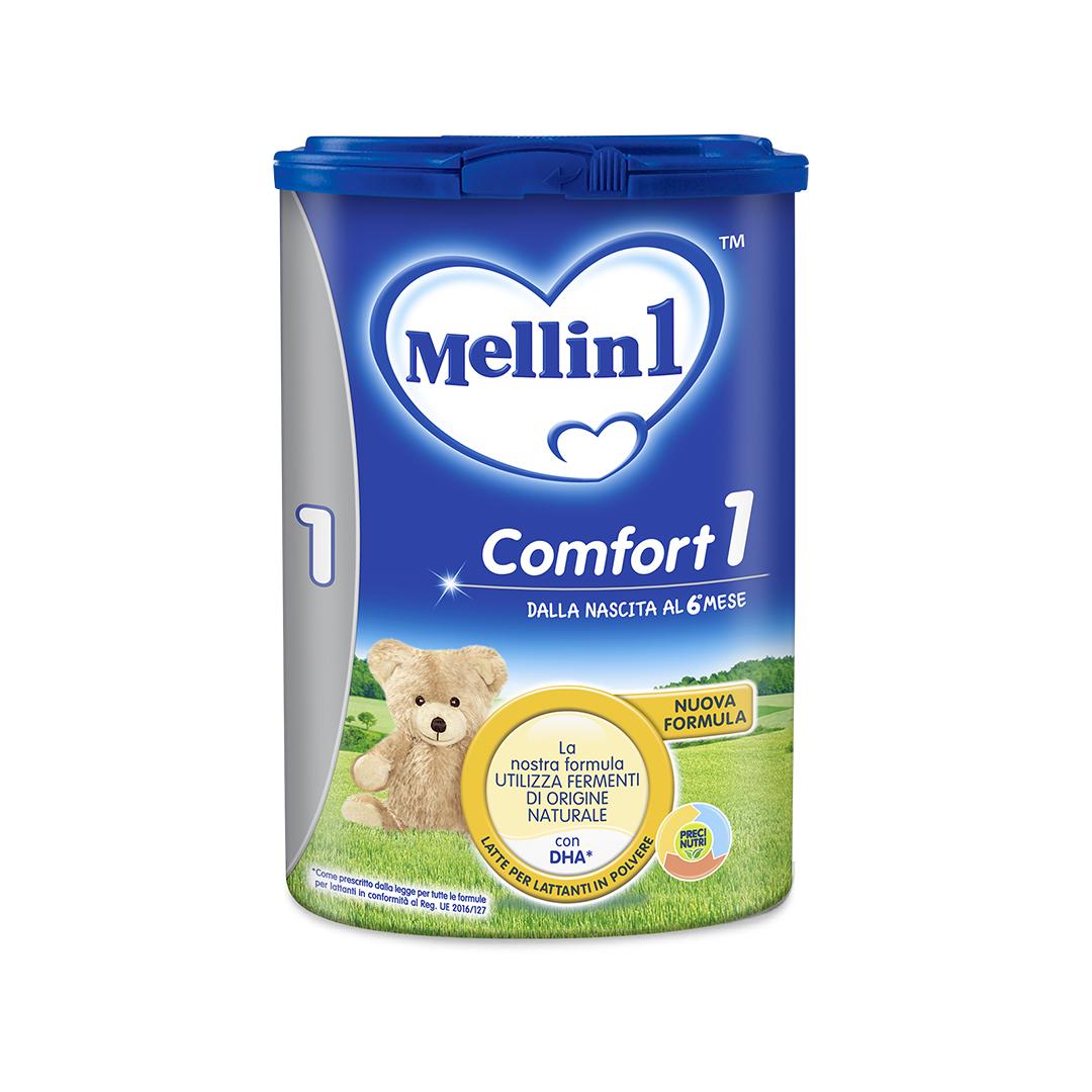 Mellin Latte in Polvere Comfort 1 800g
