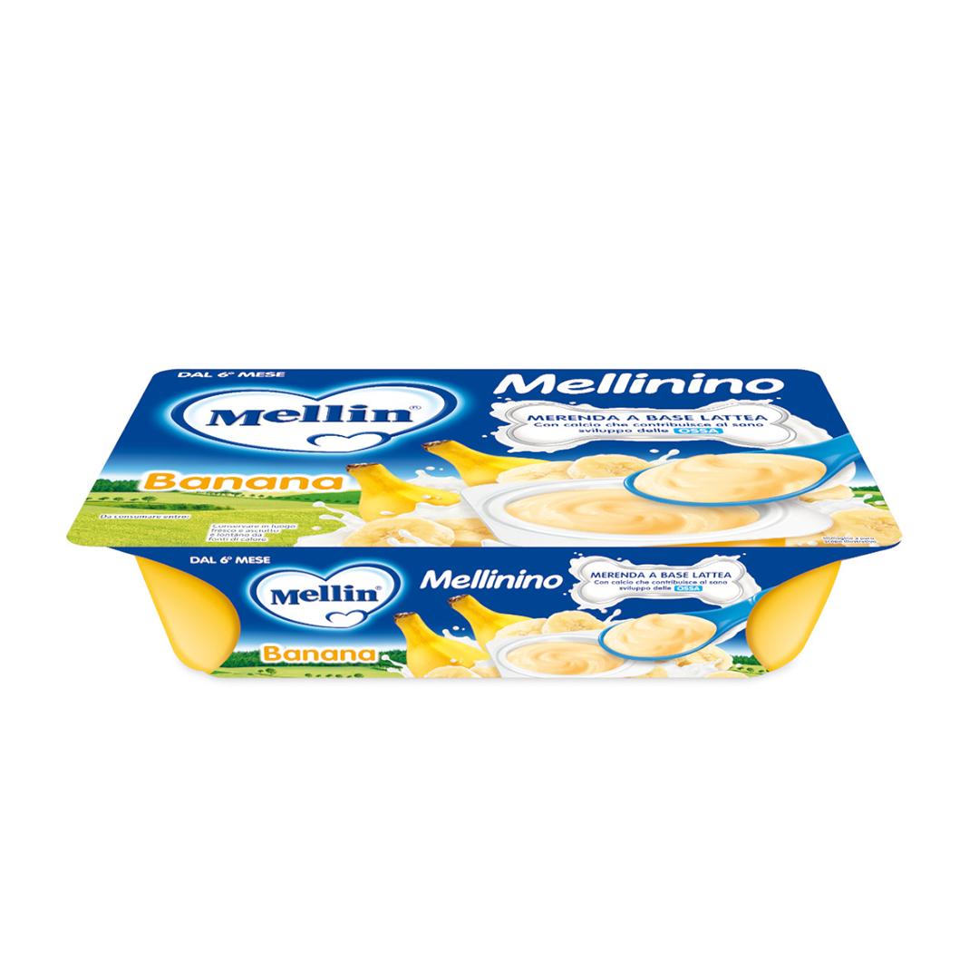 Mellin Mellinino Banana 6x55g
