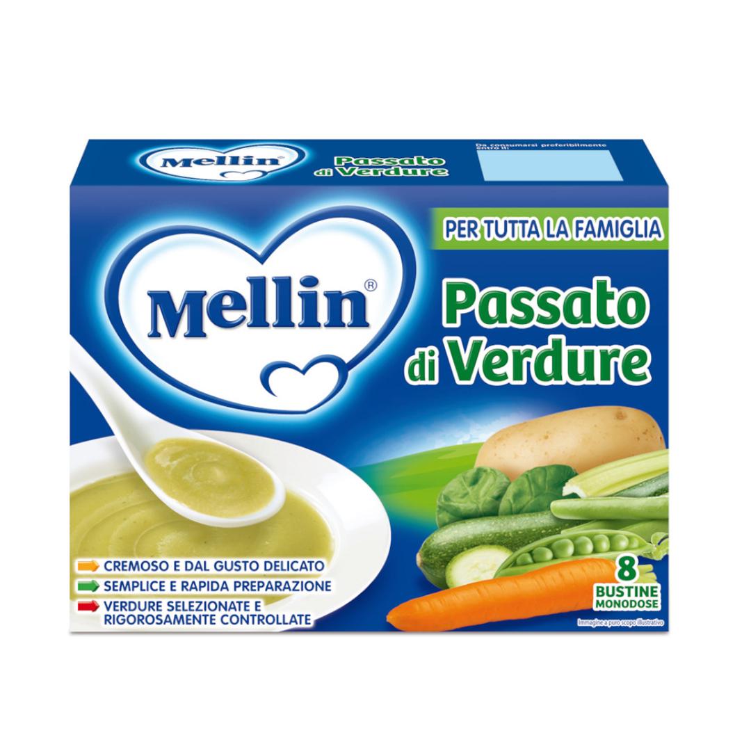 Mellin Passato di Verdura 8x13g