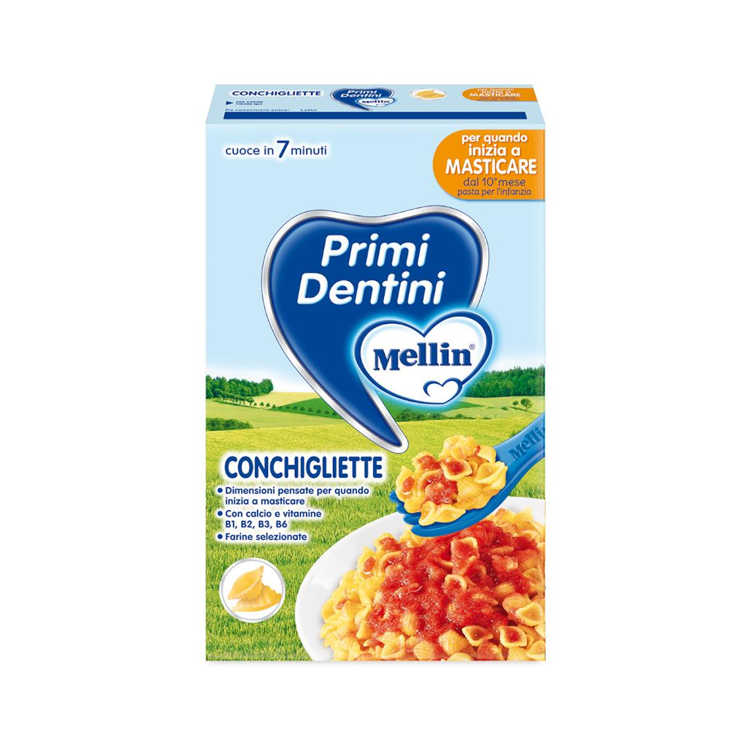 Mellin Pasta Conchigliette 280g