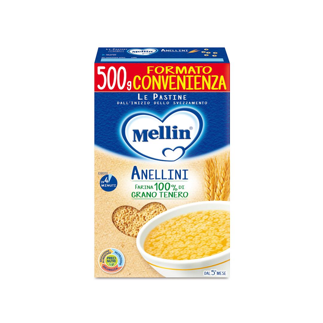Mellin Pastina Anellini 500g