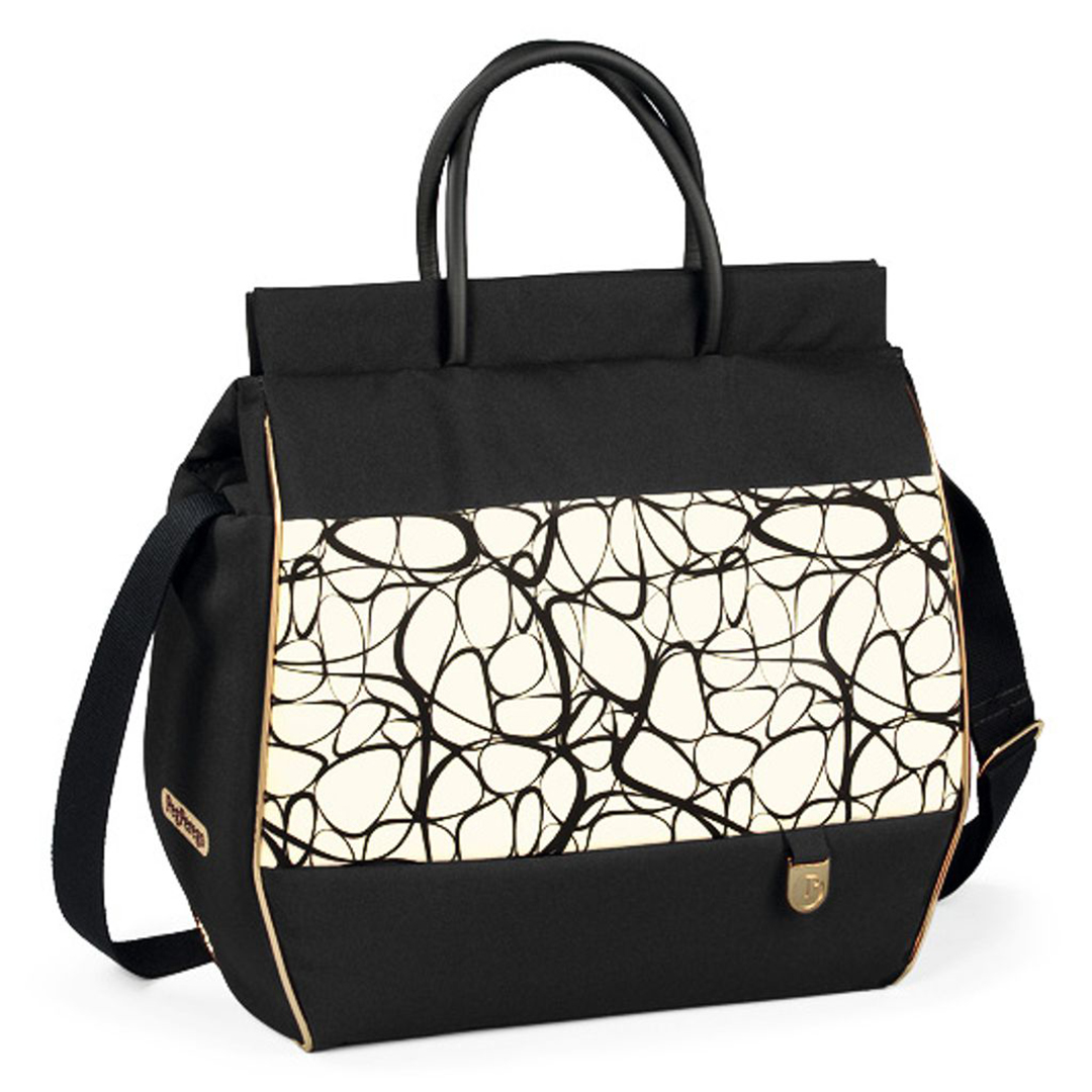 PegPerego Borsa Graphic Gold