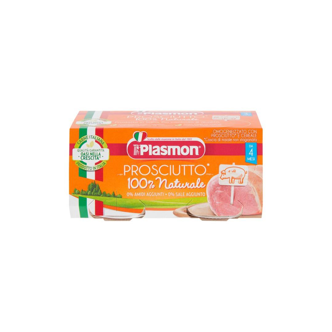 Plamon Omogeneizzato Prosciutto