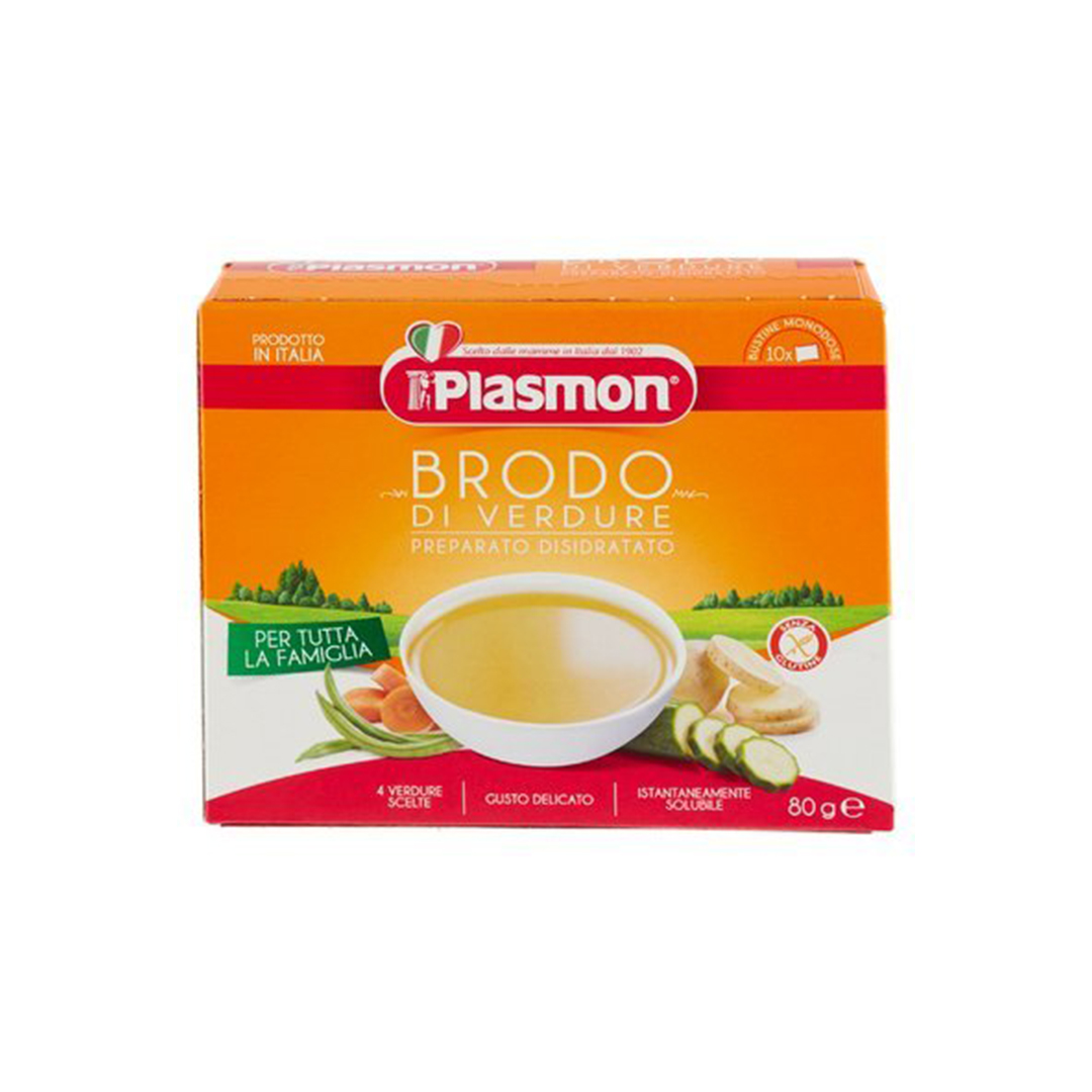 Plasmon Brodo di Verdure Disidratato