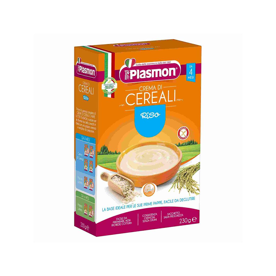 Plasmon Crema di Cereali Riso