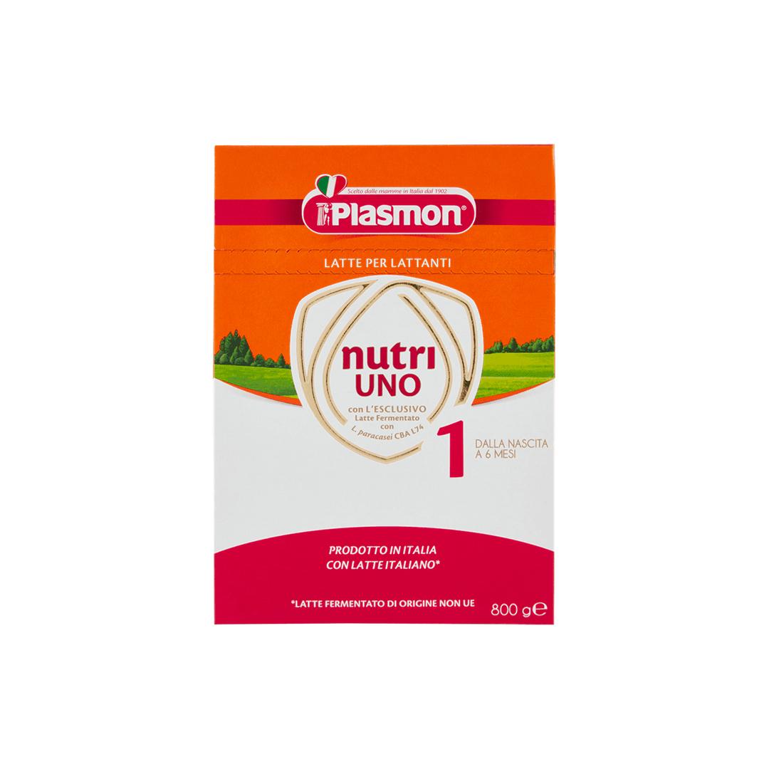 Plasmon Latte Polvere Nutri Mune 1 800g