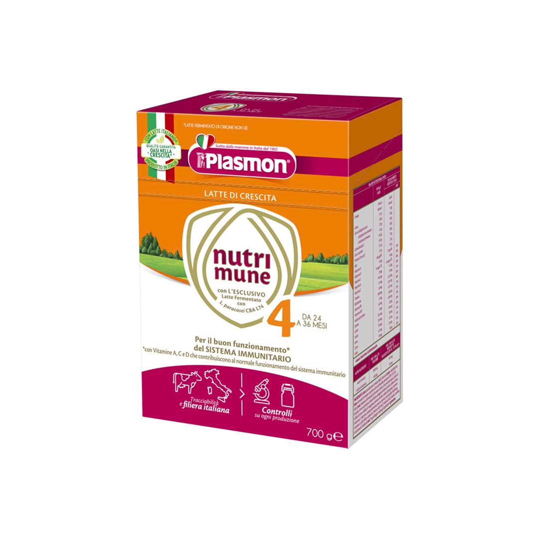 Plasmon Latte Polvere Nutri - Mune 4 1100g