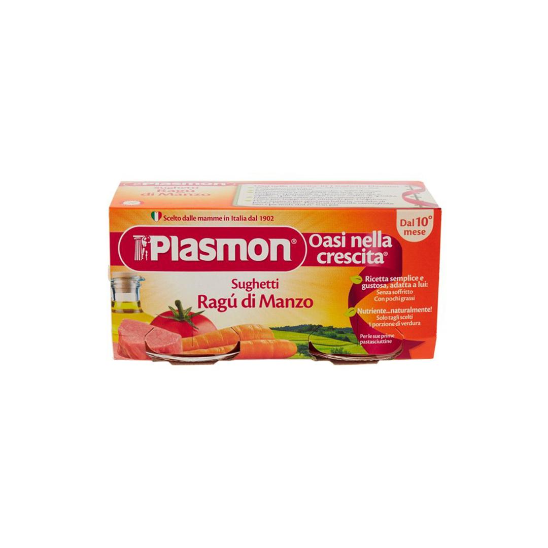 Plasmon Omo sughetti Ragù di Manzo