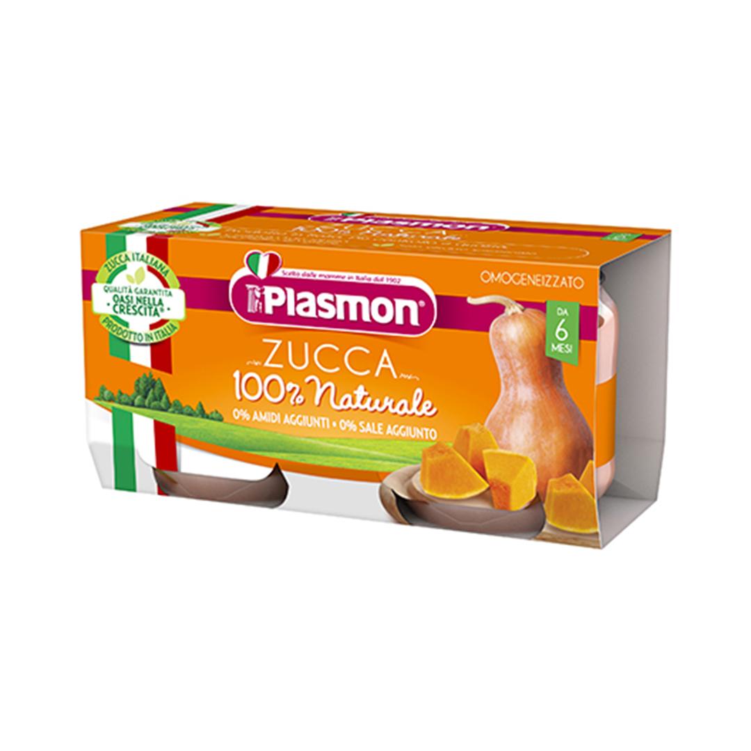 Plasmon Omogenizzato Zucca