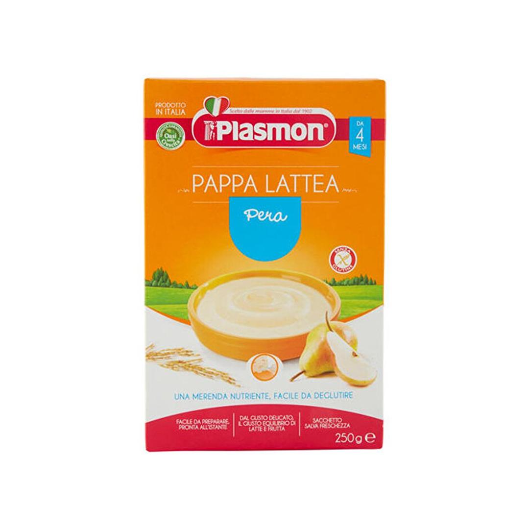 Plasmon Pappa Lattea Pera 250g