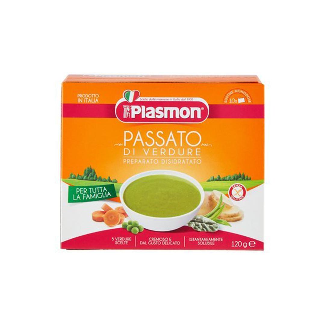 Plasmon Passato di Verdure Disidratato